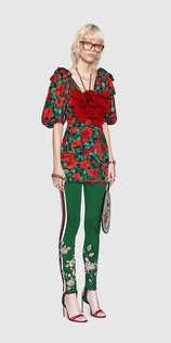 Gucci Look 27 - Women, Spring Summer 2017 Runway Collection