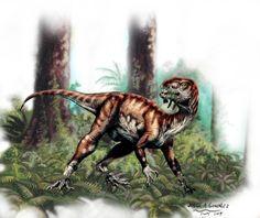 Panphagia by Jorge Antonio Gonzalez, Gonzalezaurus on deviantART The Good Dinosaur, Dinosaur Art, Dinosaur Fossils, Chuck Norris, Godzilla, Prehistoric Creatures, Deviantart, Moose Art, Dawn