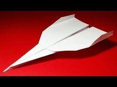 Zo vouw je het beste papieren vliegtuig ter wereld - Mixed Grill