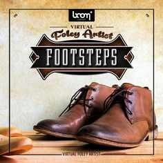 Lace your shoes tightly and brace yourself for the newest BOOM Library product: VIRTUAL FOLEY ARTIST - FOOTSTEPS, the cleanest and most flexible footsteps collection. Foley Artist, Your Shoes, Audio, Boots, Shearling Boots, Shoe Boot