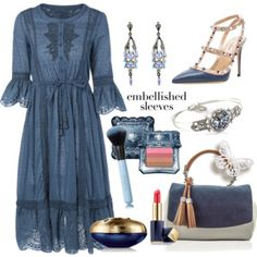 Embellish and Blue.
