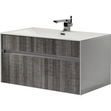 "Fitto 36"" Single Modern Bathroom Vanity Set"