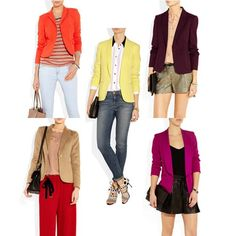 Blazer for women to stylish in 2013