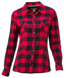 WANT WANT WANT ! Natural Reflections Flannel Shirts for Ladies | Bass Pro Shops