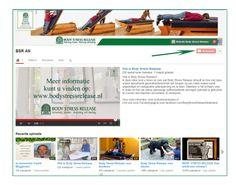 YOUTUBE - Body Stress Release Nederland ook op YouTube. Bekijk ons kanaal voor alle video's over Body Stress Release..