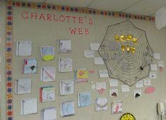 Charlotte's Web bulletin board