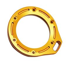 MonkeyJack Aluminum Lanyard Lens Ring Mount Adapter for GoPro Hero 2 Camera Waterproof Case Gold ** Want additional info? Click on the image. (This is an affiliate link) #goprocase Gopro Case, Gopro Hero, Lens, Image, Gold, Klance, Lentils, Yellow