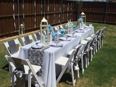 Garden setting Outdoor Furniture Sets, Outdoor Decor, Event Planning, Wedding Events, Rustic, Table Decorations, Garden, Party, Home Decor