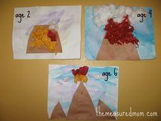 Fall Art and Craft for Kindergarten | Letter V craft 1 the measured mom 1024x768 8 Crafts for Letter V