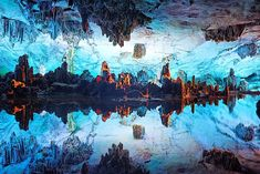 Photographs of the most beautiful Caves in the World that are ...