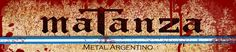 Matanza Metal. Banda de Heavy Metal Argentino | Matanza Metal Argentino