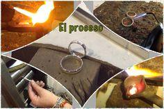 Proceso de elaboración de argollas