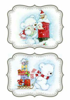 Christmas Drawing, Christmas Paper, Christmas Pictures, Winter Christmas, Vintage Christmas, Christmas Crafts, Christmas Decorations, Christmas Ornaments, Christmas Graphics