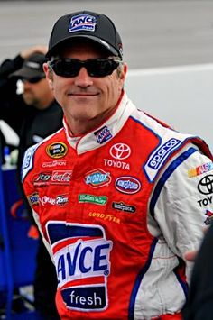 To: Bobby Labonte - R E S P E C T and a RIDE! #bobbylabonte #nascar