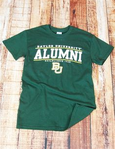BU Arched Alumni - FOREST GREEN at Barefoot Campus