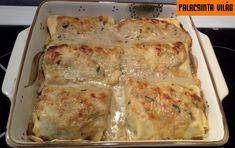 gombás csirkés palacsinta sütőben sütve Quiche Muffins, What To Cook, Lasagna, Vegetables, Cooking, Ethnic Recipes, Food, Kitchen, Essen