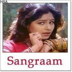 http://hindisingalong.com/bheegi-hui-hai-raat-magar-sangraam.html Name of Song - Bheegi Hui Hai Raat Magar Album/Movie Name - Sangraam Name Of Singer(s) - Kavita Krishnamurthy, Kumar Sanu Released in Year - 1993 Music Director of Movie - Nadeem-Shravan Movie Cast -...