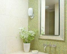 Mosaik Im Badezimmer   Funktionelle Schönheit #badezimmer #funktionelle # Mosaik #schonheit Badezimmer Dekoration