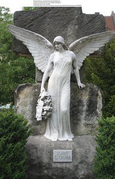Nuremberg - cemetery 4 by almudena-stock on DeviantArt