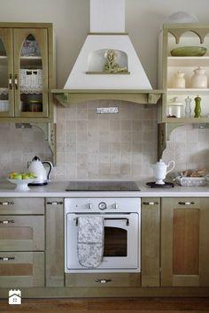 Kuchnia styl Prowansalski - zdjęcie od Bonarte - Kuchnia - Styl Prowansalski - Bonarte