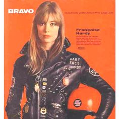 Francoise Hardy. Do they come any cooler? <3