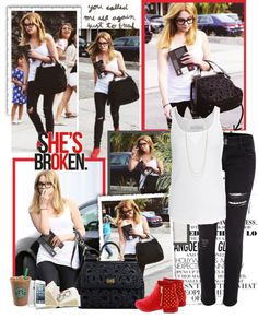 """""""Ashley Benson Street Style"""" by kathryngalloway99 on Polyvore"""