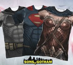 Enter for a Chance to win a FREE Batman V Superman T-Shirt!
