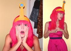 Adventure Time Costume Ideas-Princess Bubblegum