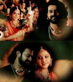 Kanna nee thoonguda.. Bahubali Movie, Bahubali 2, Prabhas And Anushka, Prabhas Actor, Vijay Actor, Hollywood Couples, Movie Wallpapers, Indian Movies, Indian Designer Wear
