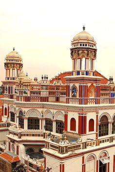 Heritage Chettinad Hotel in Pudukottai : Chidambara Vilas Hotel, Hotels in Karaikudi