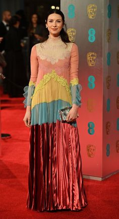 BAFTA Awards 2017: The Best Dressed Celebrities on the Red Carpet