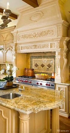 Considering a kitchen with motifs of the South of France? knsales.com