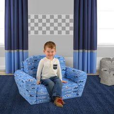 Baby Sofa Chair, Navy Blue Sofa, Baby Boy Rooms, Kangaroo, The Dreamers, Bean Bag Chair, House Plans, Room Decor, Sleep