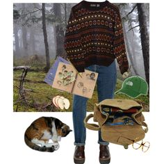 Camp procrastinate by artangels on Polyvore featuring polyvore and art