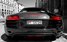Audi R8 Spyder <3