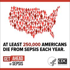 When I was in college someone I knew got an infection and I witnessed how quickly it became something  really dangerous. That is why I wanted to create more awareness of the extreme response the body gives  to an infection that can lead to sepsis. Please, go check out my blog post (clicking the photo) to learn more about what can lead to sepsis, how to recognize the symptoms, and what to do if you spot one or several of them  #GetAheadofSepsis #ad