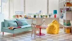 Casinha colorida