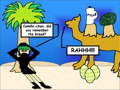 ISIS-Chan forgets the bread by TheMapleMaster.deviantart.com on @DeviantArt