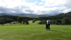 Kingussie Golf Club Scotland