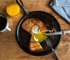 Egg-in-a-Hole Recipe - NYT Cooking