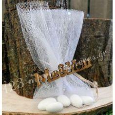 """ΜΠΟΜΠΟΝΙΕΡΑ (ΜΙΝΙ) ΜΕ ΤΟΥΛΙ ΚΑΙ ΞΥΛΙΝΟ ΔΙΑΚΟΣΜΗΤΙΚΟ """"ME & YOU"""" - ΚΩΔ:MPO-50625 Wedding, Valentines Day Weddings, Weddings, Marriage, Chartreuse Wedding"""