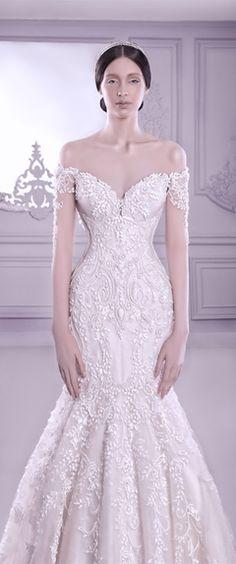 Wedding Dress by Michael Cinco