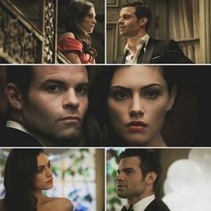#TheOriginals #3x04 - Elijah and Hayley