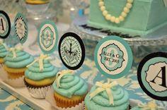 "Photo 6 of 24: Tiffany & Co., Breakfast at Tiffany's Birthday / Birthday ""Ally & Co. Birthday"" | Catch My Party"