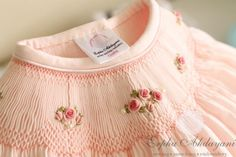 In the pink by Exclusive Smocking