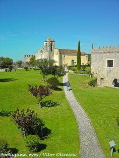 Castelo de Montemor-o-Velho - Portugal by Portuguese_eyes, via Flickr