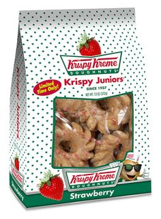 Krispy Juniors from Krispy Kreme