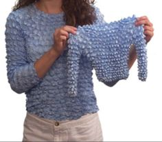 Scrunchy Shirts: These were so itchy!