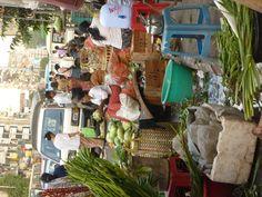 market yangon