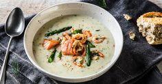 Annonsørinnhold: Her er MENY-kokkens forslag til ukens meny: Uke 23 Slow Cooker Soup, Thai Red Curry, Food To Make, Fish, Dinner, Baking, Ethnic Recipes, Drink, Kitchens
